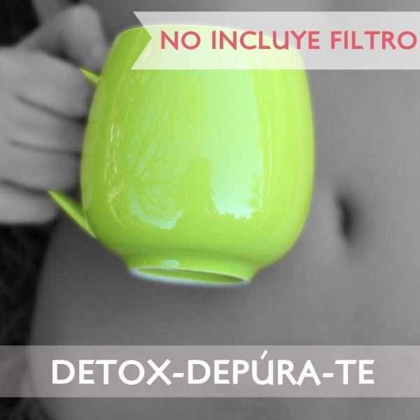 Pack de té Detox Depúrate-368