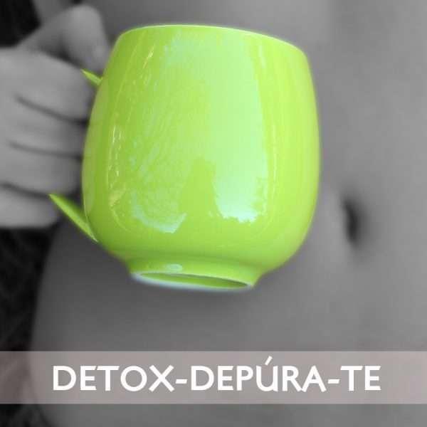 Pack de té Detox Depúrate-327