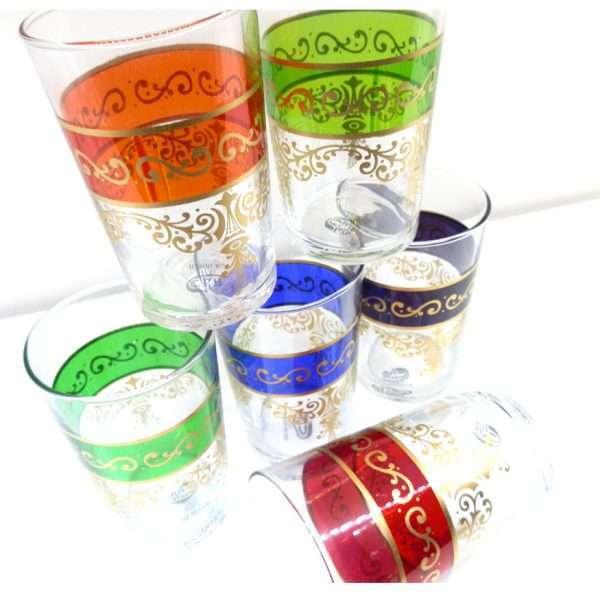 Set 6 vasos té moruno-0