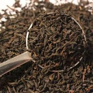 Finest Keemun Congou té negro-0
