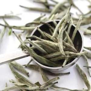 Silver Needles (Bai Hao Yin Zhen) - Agujas de plata -0