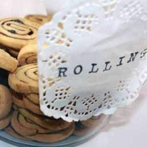 Rolling - 100 gr Pastas para el té