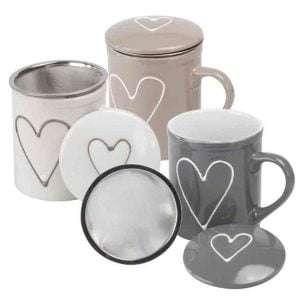Taza de té corazónes-0