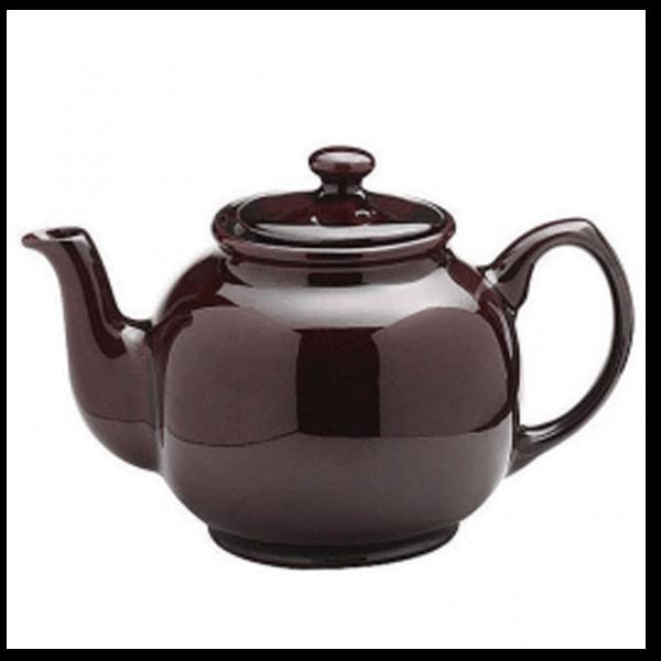 Tetera Madam marrón 1 litro -0