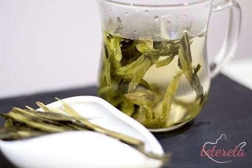 Té verde taiping
