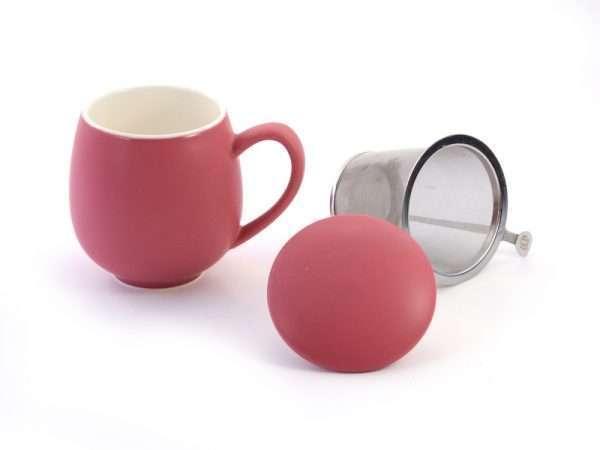 Taza con filtro Pink-1277