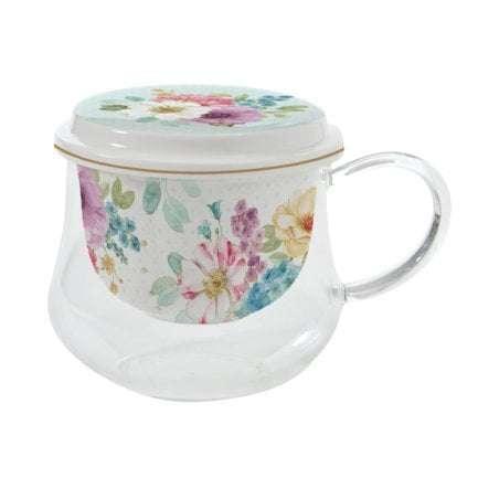 """Taza de cristal """"Tea GardenLaze""""-0"""
