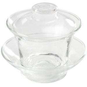 Gaiwan de cristal-0