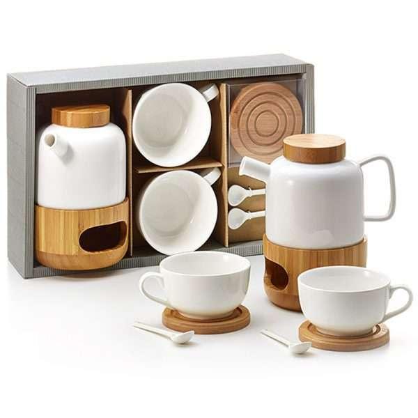 Juego de té Zen-0