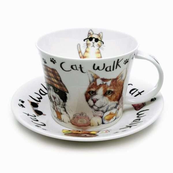 Taza Cat Walk-0