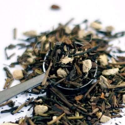 Hoji Chai - Té verde con especias-0
