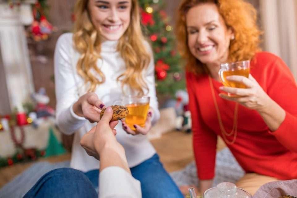 tés navideños