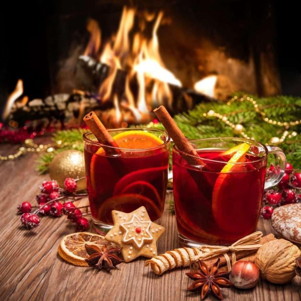 tés de navidad
