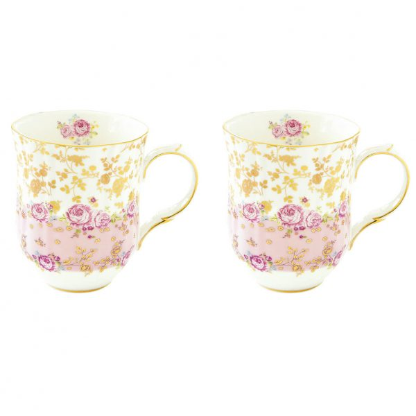 Set 2 tazas Vintage Juliana-0