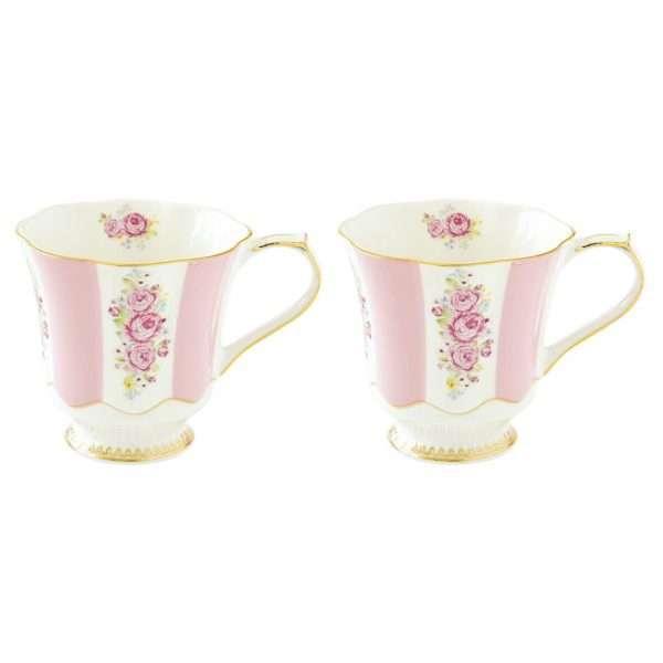 Set 2 tazas Vintage Anne-0