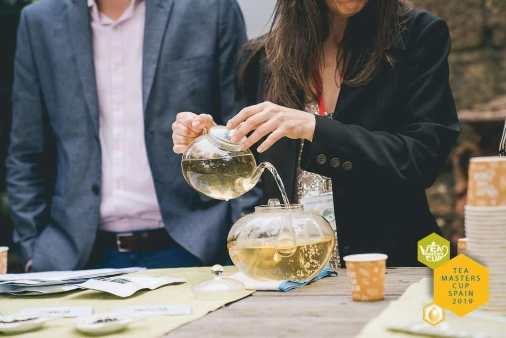 Degustación de té abierta al público