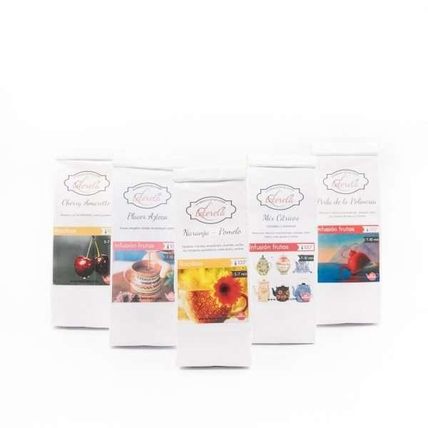 Kit Infusiones sin cafeína (infusiones sin teína)