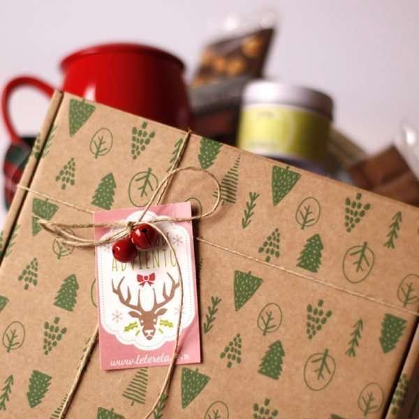 presentación cestas navidades