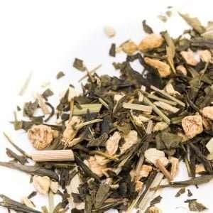 té-verde-con-jengibre-ginger-tea