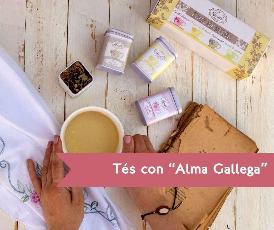 Tés con Alma gallega