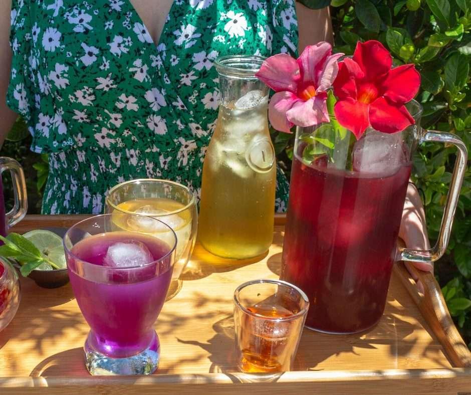 tips y recomencaiones sobre nuestros tés fríos