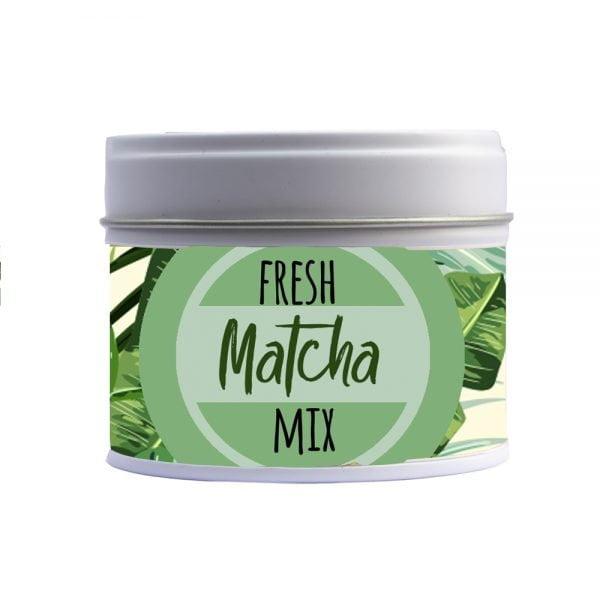 fresh matcha