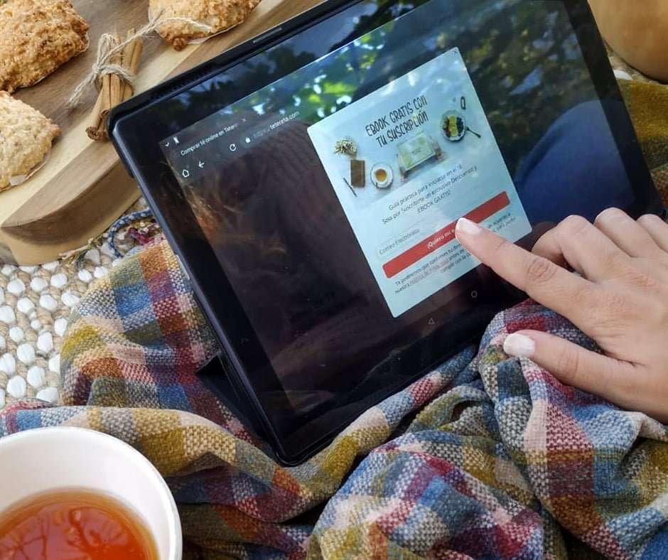 ebook sobre té