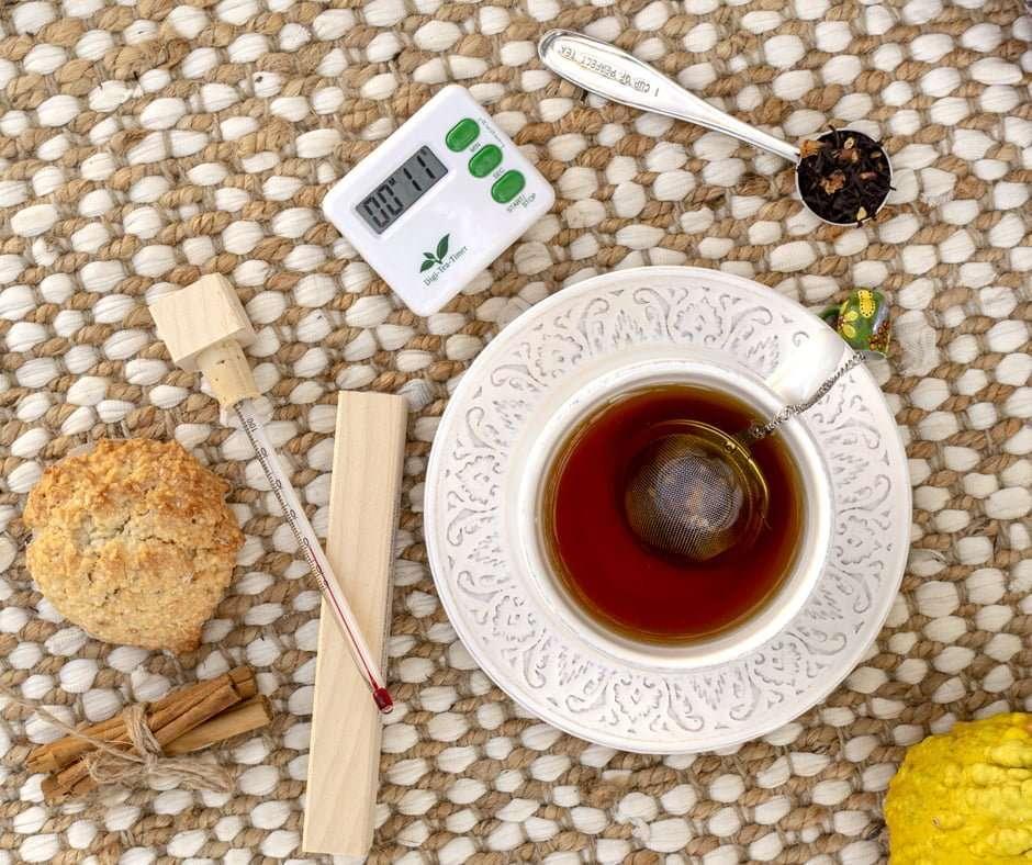 aprender sobre té