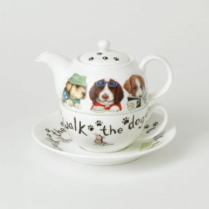 tea for one perros