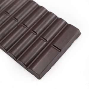 tableta chocolate 100 por cien cacao