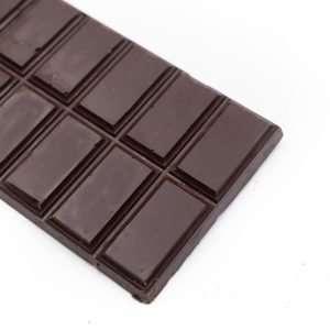 chocolate negro almendra