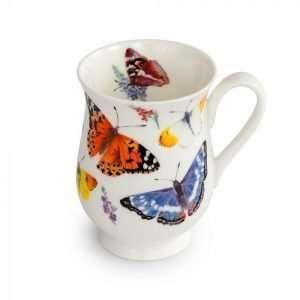 taza butterfly