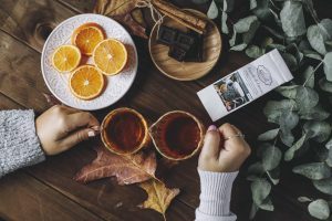 reuniones de té
