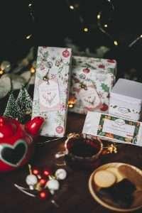 té navidad