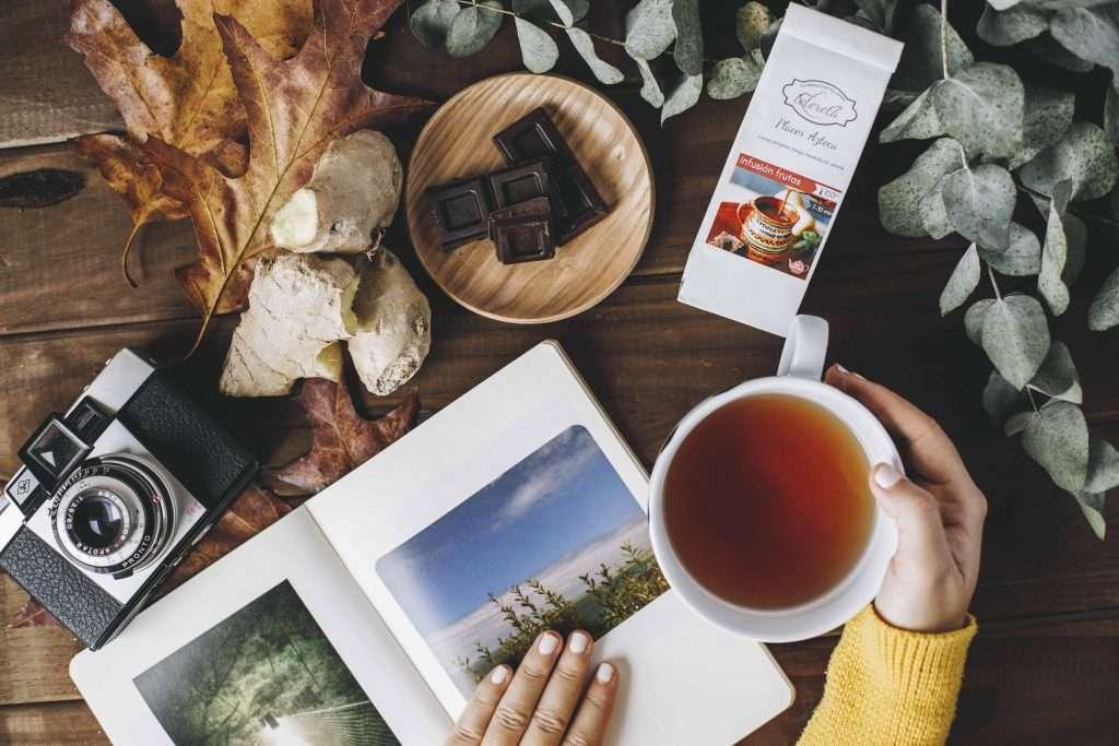 té y viajes