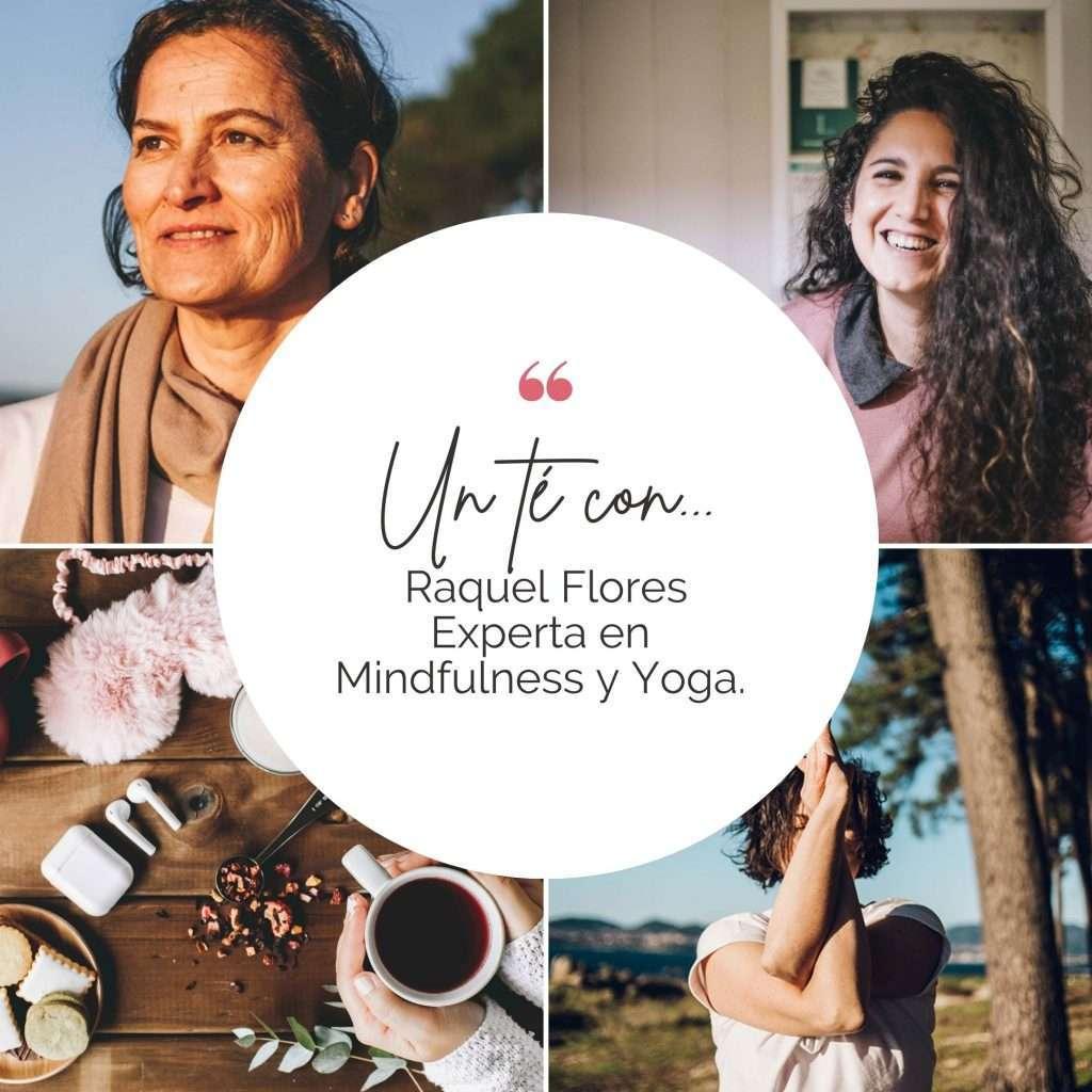 té y meditación mindfulness